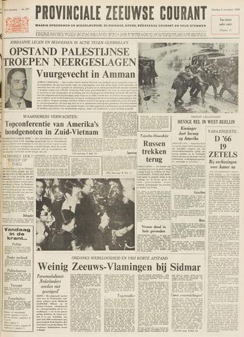 Provinciale Zeeuwse Courant 1968-11-05
