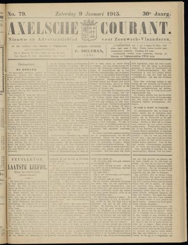 Axelsche Courant 1915-01-09