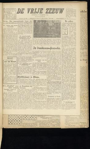 de Vrije Zeeuw 1946-08-20