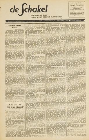 De Schakel 1961-02-03