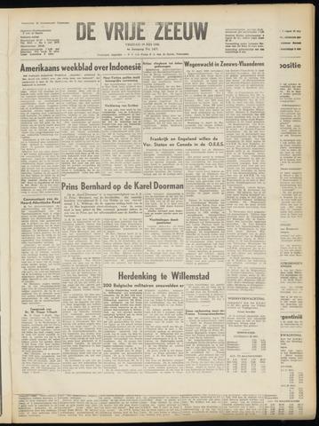 de Vrije Zeeuw 1950-05-19