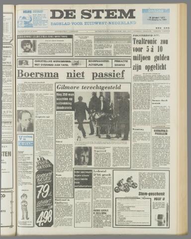 de Stem 1977-01-18