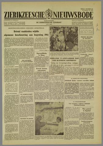 Zierikzeesche Nieuwsbode 1960-12-02