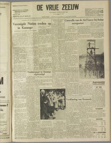 de Vrije Zeeuw 1961-09-14