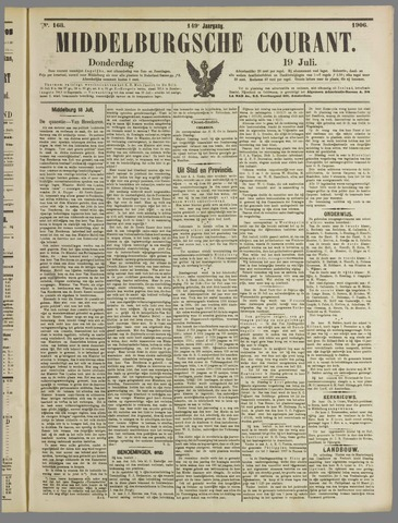 Middelburgsche Courant 1906-07-19