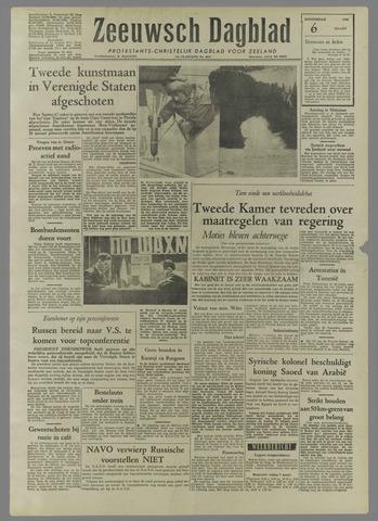 Zeeuwsch Dagblad 1958-03-06