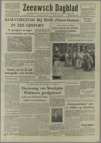 Zeeuwsch Dagblad 1957-07-16
