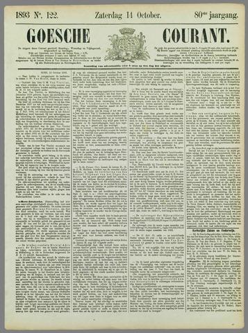 Goessche Courant 1893-10-14