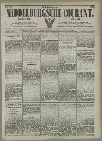 Middelburgsche Courant 1891-07-23