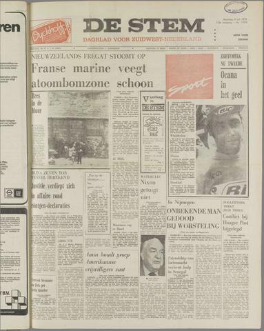 de Vrije Zeeuw 1973-07-09