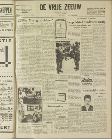 de Vrije Zeeuw 1960-07-09