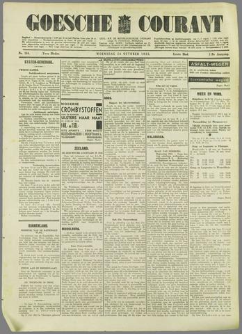 Goessche Courant 1932-10-26