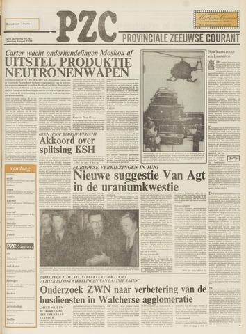 Provinciale Zeeuwse Courant 1978-04-08