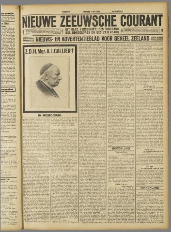 Nieuwe Zeeuwsche Courant 1928-05-01