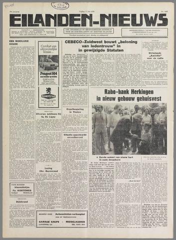 Eilanden-nieuws. Christelijk streekblad op gereformeerde grondslag 1976-06-11