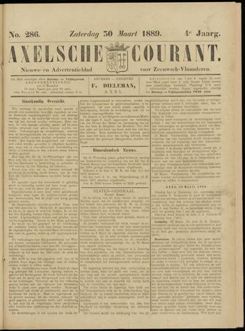 Axelsche Courant 1889-03-30