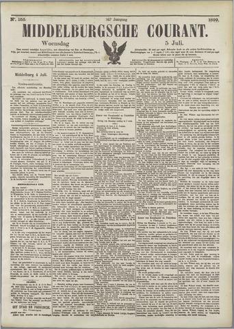 Middelburgsche Courant 1899-07-05