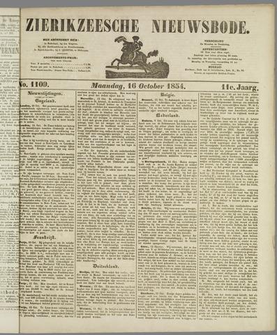 Zierikzeesche Nieuwsbode 1854-10-16