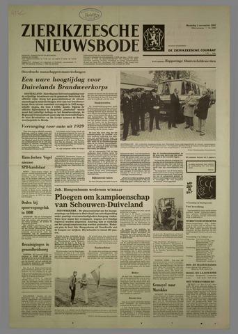 Zierikzeesche Nieuwsbode 1982-11-01