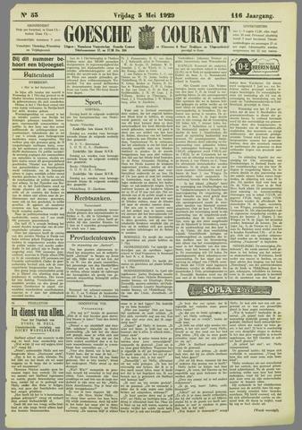 Goessche Courant 1929-05-03