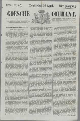 Goessche Courant 1874-04-16