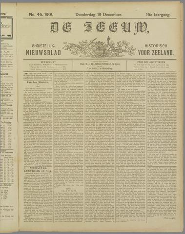 De Zeeuw. Christelijk-historisch nieuwsblad voor Zeeland 1901-12-19