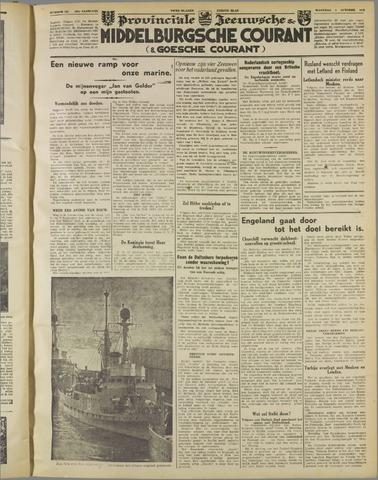 Middelburgsche Courant 1939-10-02