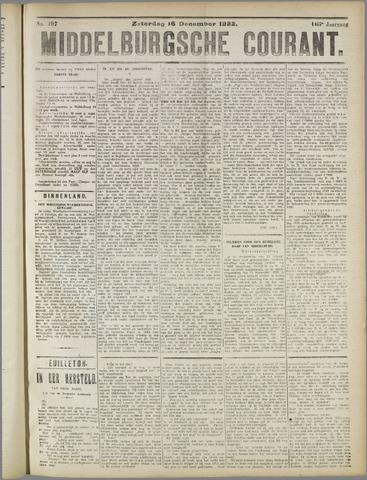 Middelburgsche Courant 1922-12-16