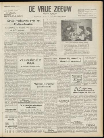 de Vrije Zeeuw 1955-04-18