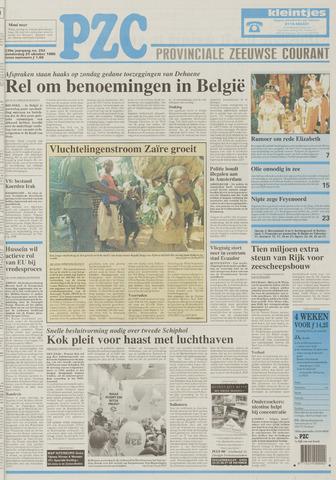 Provinciale Zeeuwse Courant 1996-10-24