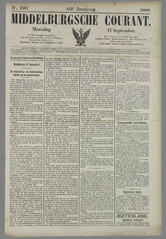 Middelburgsche Courant 1888-09-17