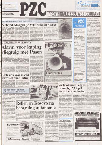 Provinciale Zeeuwse Courant 1989-03-24