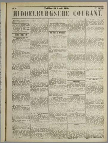 Middelburgsche Courant 1919-04-18
