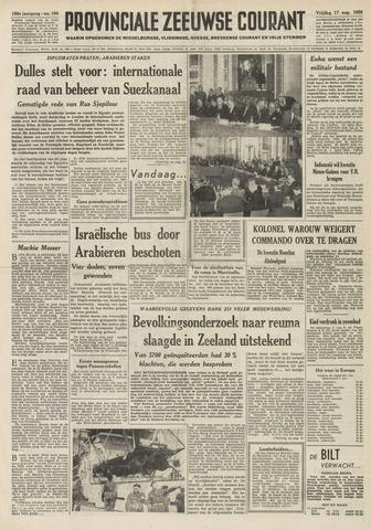 Provinciale Zeeuwse Courant 1956-08-17