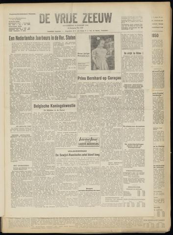 de Vrije Zeeuw 1950-01-19