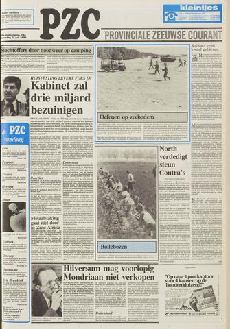 Provinciale Zeeuwse Courant 1987-07-15