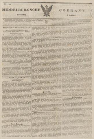 Middelburgsche Courant 1844-10-03