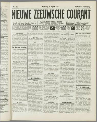Nieuwe Zeeuwsche Courant 1917-04-03