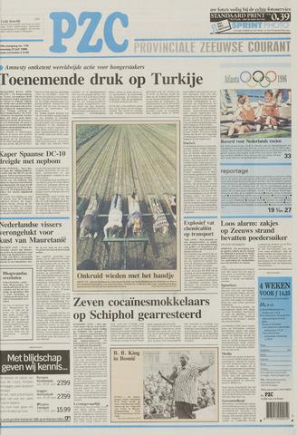 Provinciale Zeeuwse Courant 1996-07-27