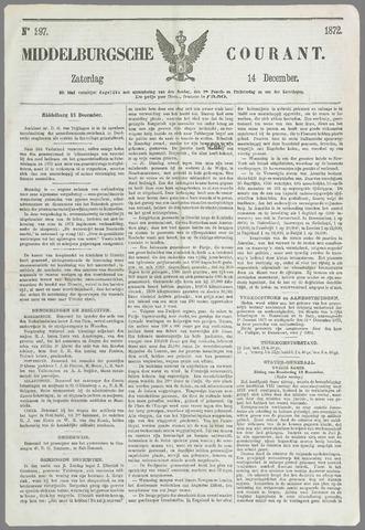 Middelburgsche Courant 1872-12-14