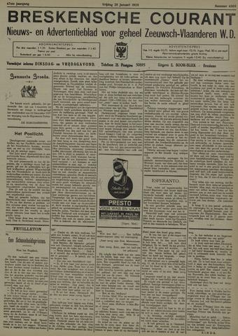 Breskensche Courant 1938-01-28