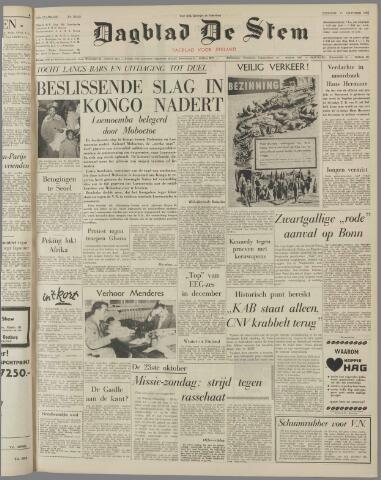 de Stem 1960-10-11