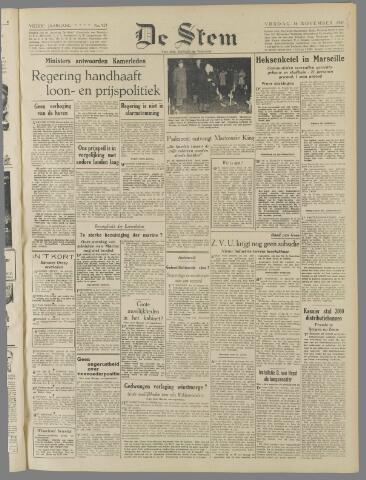 de Stem 1947-11-14