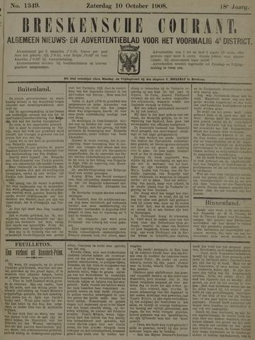 Breskensche Courant 1908-10-10
