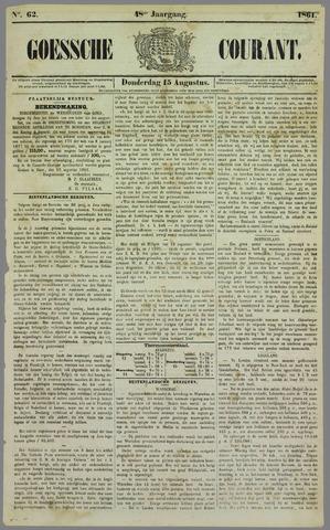 Goessche Courant 1861-08-15