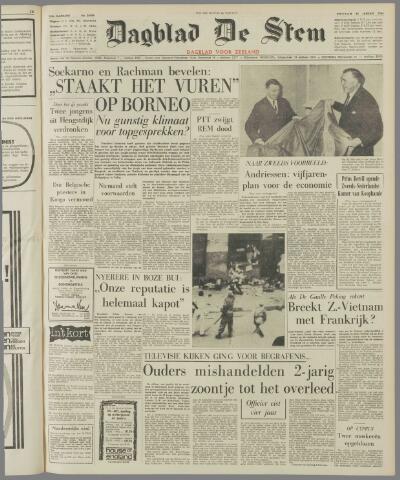 de Stem 1964-01-24