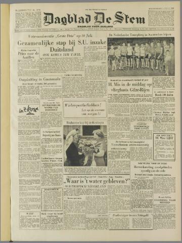 de Stem 1953-07-01