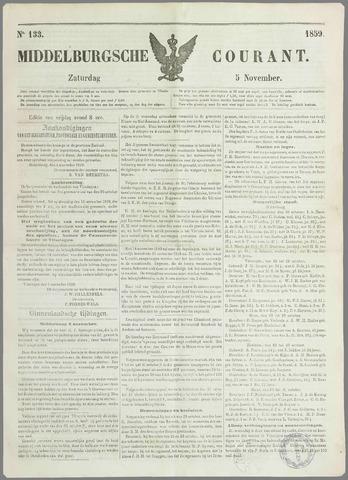 Middelburgsche Courant 1859-11-05