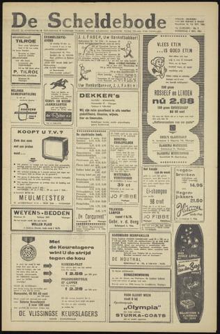 Scheldebode 1961-12-07