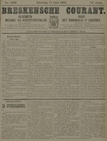 Breskensche Courant 1905-06-17